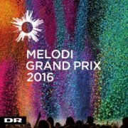 dansk melodi grand prix 2016 - cd