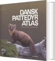 dansk pattedyratlas - bog