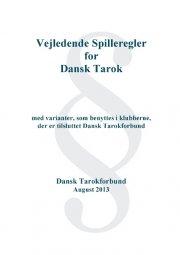 dansk tarok spil - bog