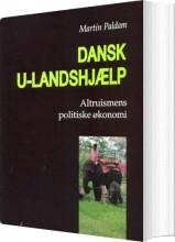 dansk u-landshjælp - bog