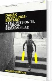dansk udviklingsbistand - bog