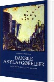 danske asylafgørelser - bog
