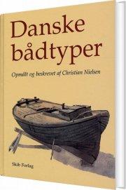 danske bådtyper - bog