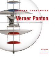 danske designere - verner panton - bog