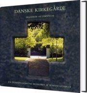 danske kirkegårde - bog