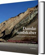 danske landskaber - bog