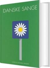 danske sange - bog