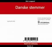 danske stemmer - bog