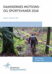 danskernes motions- og sportsvaner 2016 - bog