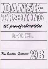 dansktræning 2b - bog
