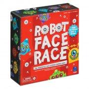 robot face race brætspil - Brætspil