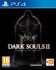dark souls ii (2): scholar of the first sin - PS4