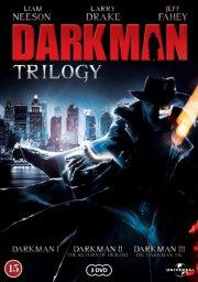 darkman trilogy - 1-3 - DVD