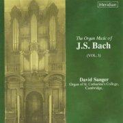 david sanger - bach: organ works vol.3 - cd