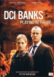 dci banks - playing with fire - DVD