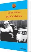 ddr's historie - bog
