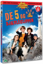 de 5 og djævleklippen - DVD