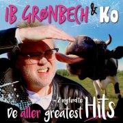 ib grønbech & ko - de aller greatest hits + 2 nyfødte - cd