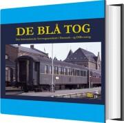 de blå tog - bog