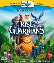 de eventyrlige vogtere / rise of the guardians - 3d - Blu-Ray