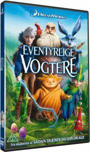 de eventyrlige vogtere / rise of the guardians - DVD