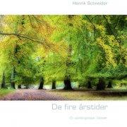 de fire årstider - bog