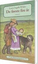 det lille hus på prærien 9 - de første fire år - bog