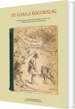 de gamle bogomslag - bog