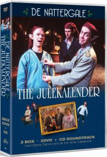 the julekalender - de nattergale - DVD