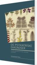 de psykiatriske diagnoser - bog