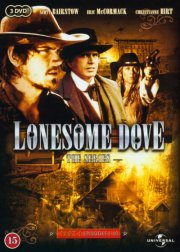 de red mod nord / lonesome dove - episode 1-10  - DVD