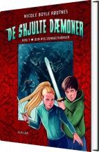 de skjulte dæmoner 1: den nye dobbeltgænger - bog