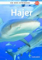 de små stribede fakta hajer - bog