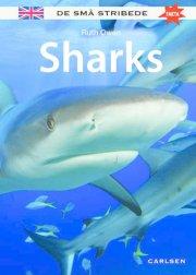 de små stribede fakta sharks - bog