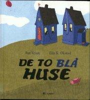 de to blå huse - bog