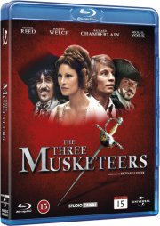 de tre de tre musketerer / the three musketeers - 1973 - Blu-Ray