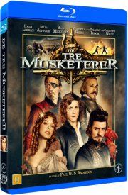 de tre musketerer / the three musketeers - 2011 - Blu-Ray