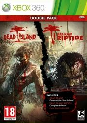 dead island - double pack - xbox 360