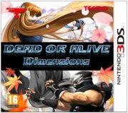 dead or alive dimensions - nintendo 3ds