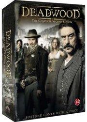 deadwood - sæson 2 - DVD