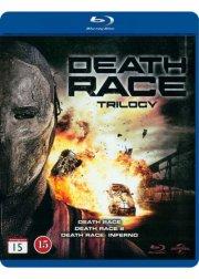 death race trilogy - Blu-Ray