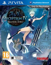 deception iv: blood ties - ps vita