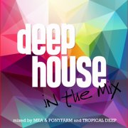 deep house in the mix - cd