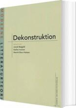 dekonstruktion - bog