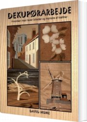 dekupørarbejde - bog
