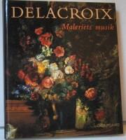 delacroix - maleriets musik - bog