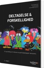 deltagelse og forskellighed - bog