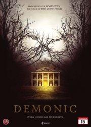 demonic - DVD