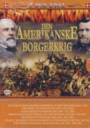 den amerikanske borgerkrig boks - DVD