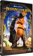 den bestøvlede kat / puss in boots - DVD